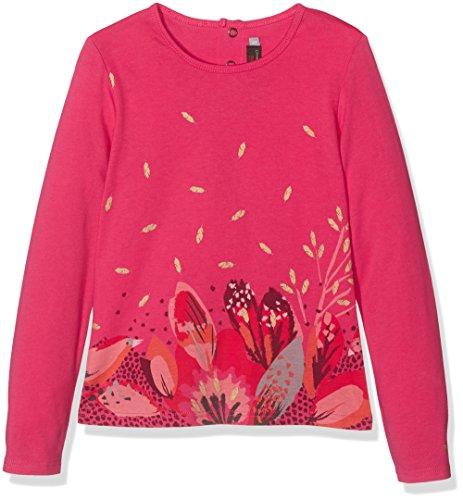 Catimini CI10103, T-Shirt Bambina, Rosa (Fuchsia), 6 Anni