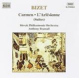 Carmen-L'Arlesienne (suites)