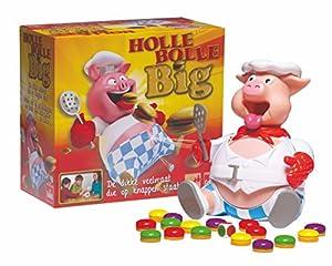 Goliath Holle Bolle Big Niños Juego de Mesa de Aprendizaje - Juego de Tablero (Juego de Mesa de Aprendizaje, Niños, 20 min, Niño/niña, 4 año(s), Holandés)