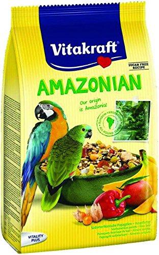 Mangime Vitakraft - Amazonian Pappagalli - 750 mg