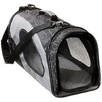 Hunde Flugtasche Flugbox Transporttasche Hundetasche Flugzeug / Flugtauglich / Schwarz Größe: 39 x 21 x 23 cm (LxBxH)