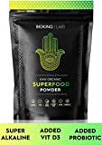 SUPER GREENS EN POLVO ORGÁNICO 250g | Mezcla Supergreen Premium | Nuestro All Alkaline natural,...