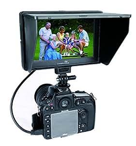 """CameraPlus -CP-DC-70 7"""" TFT LCD Moniteur Appareil Photo Reflex DSLR (HDMI AV Input)"""