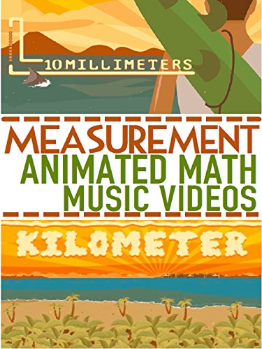 Measurement Songs and Animations For Kids | Math Videos for Teaching Elementary...