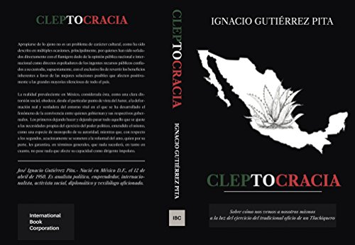 Cleptocracia por Ignacio Gutierrez Pita