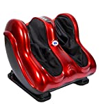 Jsb Hf51 Leg Foot Massager Machine With Heat For Calf Pain Relief
