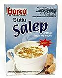 Burcu Salep - Sahlep - Instant Heißgetränk mit Milchpulver 130g