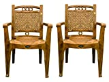 #5: Prima - Quickr Chair (Sandalwood Color) - Set Of 2.