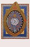 Photo de kunst fr alle Reproduction/Poster: Heilige Hildegard Von Bingen Hildegard v. Bingen, Scivias, Illustr. - Affiche, Reproduction Artistique de Haute Qualit, 40x60 cm par kunst fr alle