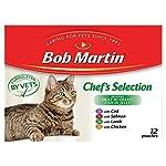Bob Martin Cat Food Fish & Meat Mix, 12 x 85g 6