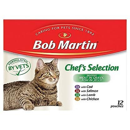 Bob Martin Cat Food Fish & Meat Mix, 12 x 85g 1