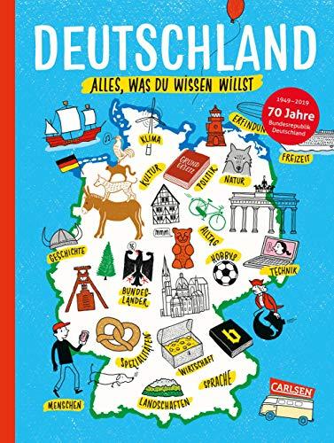 Deutschland: Alles, was du wissen willst