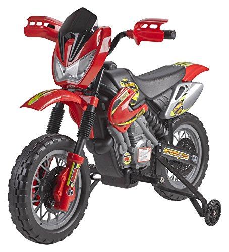 Feber - Motorbike Cross, 400F, 6 V (Famosa 800011250)