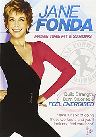 Jane Fonda: Prime Time Fit and Strong [Import anglais]