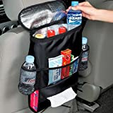 BlueSnail 1PC Car Seat Back Bag Insulated Car Seat Back...