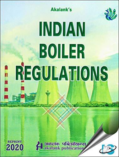 Indian Boiler Regulations, 18th Edition, Reprint 2020