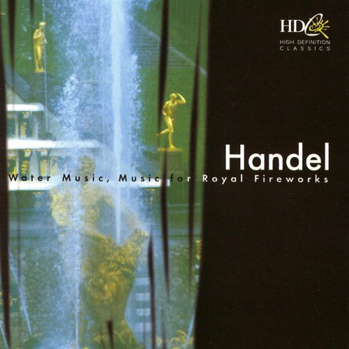 Händel: Water Music, Music For...