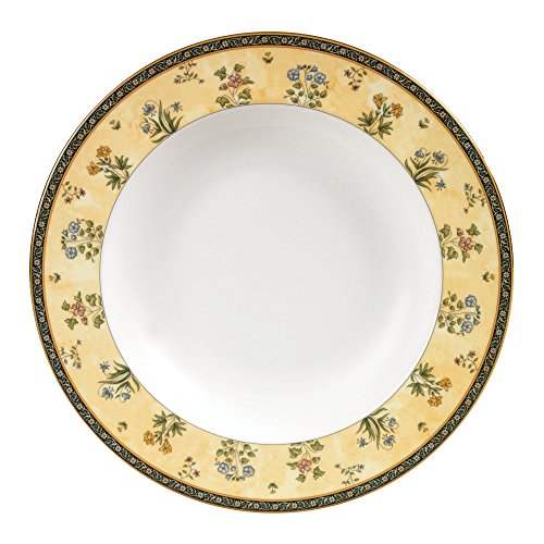 Wedgwood India 8-Inch Rim Soup Bowl