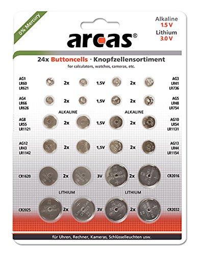 Imagen de Cargador de Pilas Comunes Arcas por menos de 15 euros.