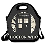 Best Doctor Who Lunch Boxes - Amurder Police Box Doctor Who Insulated Personalized Tote Review