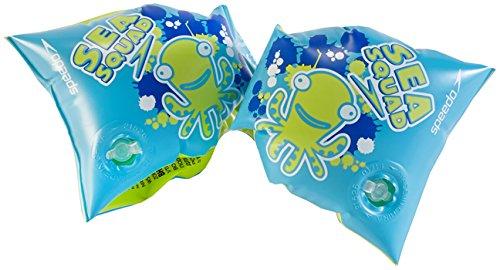 Preisvergleich Produktbild Speedo Schwimmflügel Sea Squad Armband, Blue/Green, 8-069468919