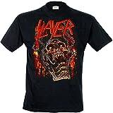 Slayer Men's Meathooks Short Sleeve T-Shirt