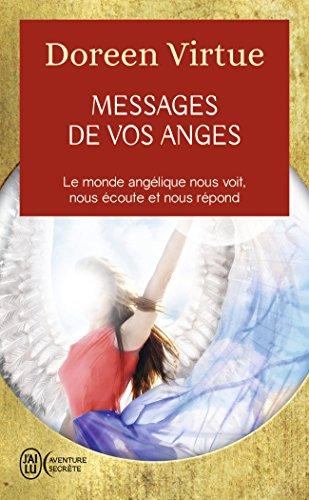 Messages de vos anges : Ce que vos anges veulent que vous sachiez par Doreen Virtue
