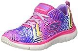 Skechers Mädchen Skech Appeal 2.0 Sneaker, Mehrfarbig (Multicolour), 34 EU