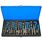 131 pièces Intérieur - Réparation des filetages M5-M6-M8-M10-M12 Maintenance comme Heli - Bobine CGRW131-14