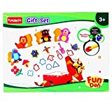 #9: Funskool-Fundoh Gift Set, Multi Colour