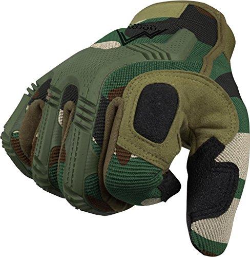 Army Gloves Specialist Woodland