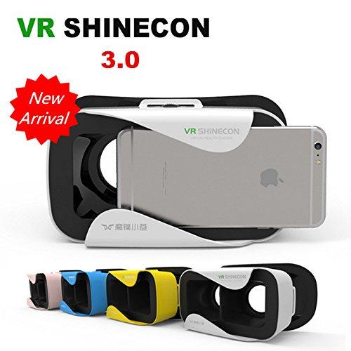 VR Shinecon New 3.0 - Virtual Reality 3D Glasses VR...