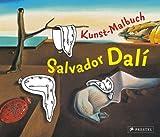 Kunst-Malbuch Salvador Dalí - Doris Kutschbach