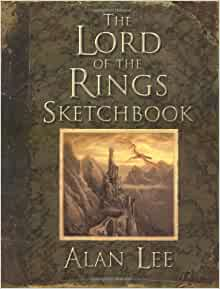 Amazon.fr - The Lord of the Rings Sketchbook - Alan Lee