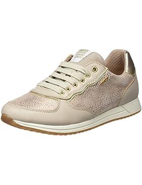 Geox J Jensea D, Zapatillas Para Niñas