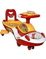 Toyshine Fancy Magic Car Ride-on Toy