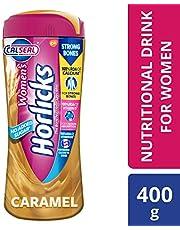 Horlicks Women's Health and Nutrition drink - 400g (Caramel flavor)