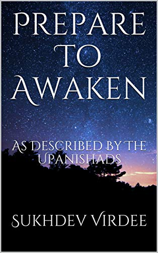 """Prepare To Awaken: As Described By The Upanishads (""""I Am Consciousness"""" Book 3) (English Edition)"""
