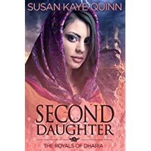 Second Daughter (The Royals of Dharia, Book Two) (English Edition)