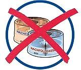 Geruchsdichter Windeleimer Diaper Champ medium blau – für normale Müllbeutel - 5
