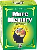 MORE MEMORY 120's Cap (Memory Booster)