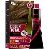 Azalea Total Tinte Capilar Permanente, Color Rubio Dorado - 224 gr