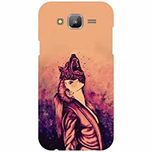 Printland Samsung Galaxy J5 Back Cover High Quality Designer Case
