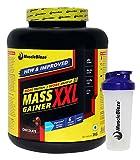 MuscleBlaze Mass Gainer XXL, Chocolate 3...