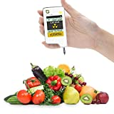 Greentest, High Accuracy Fresh Meat Fruit & Vegetable Radiation Detector ,Protable Food Nitrate Tester
