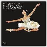 Ballet 2016 - Ballett - 18-Monatskalender: Original BrownTrout-Kalender [Mehrsprachig] [Kalender] (Wall-Kalender)
