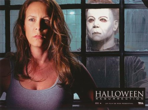 Halloween: Resurrection Plakat Movie Poster (11 x 14 Inches - 28cm x 36cm) (2002) French B