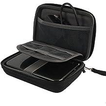 para New Nintendo 3DS Consola XL N3DS almacenamiento viajar que lleva Caja Bolsa Fundas por co2CREA