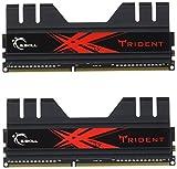 G.Skill F3-2400C10D-8GTD - Memoria RAM de 8 GB (DDR3, 2 x 4 GB, 2400 MHz, CL10), negro