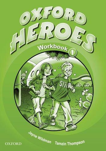 Oxford Heroes 1: Workbook